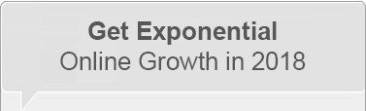 Get Exponential Online Growth in 2018