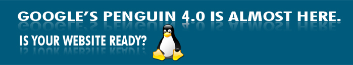 Google's Penguin 4.0 is almost here.