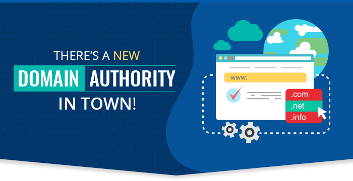 There is a new domain authority in town!