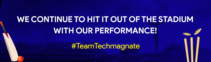 We continue to hit it out of the stadium with our performance!