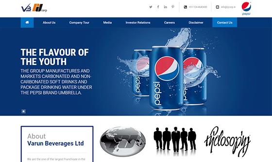 Website Design and Development Portfolio - Techmagnate